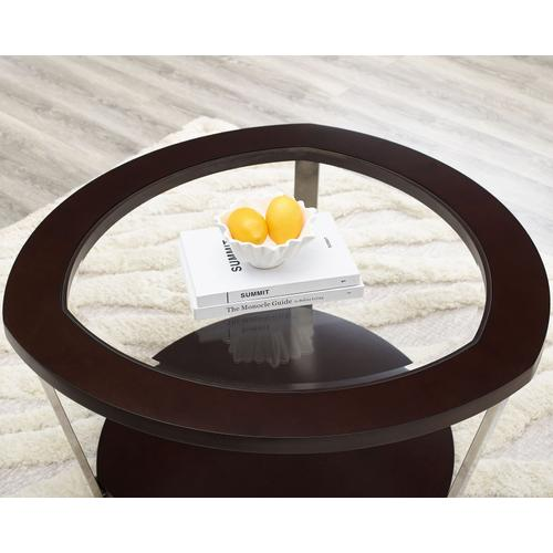 Duncan Cocktail Table