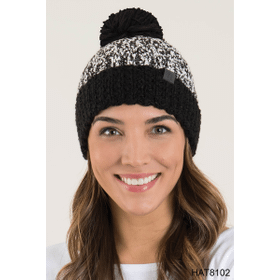 Snowy Night Hat (6 pc. ppk.)