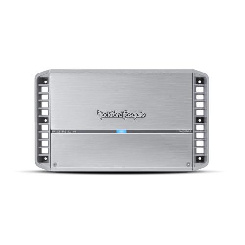Rockford Fosgate - Punch Marine 600 Watt 4-Channel Amplifier
