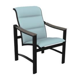 Brazo Padded Sling Dining Chair