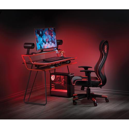Glitch Battlestation Gaming Desk