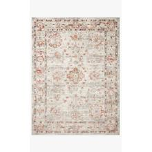 View Product - EST-01 Ivory / Rust Rug