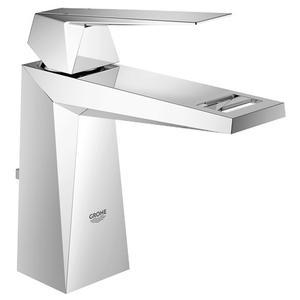 Allure Brilliant Single Hole Single-handle M-size Bathroom Faucet 1.2 Gpm