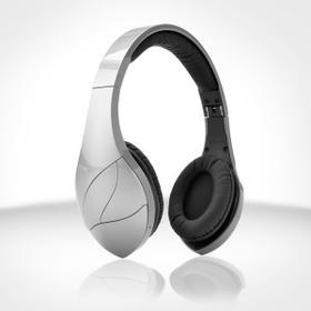 vFree On Ear Bluetooth Headphones (Silver)