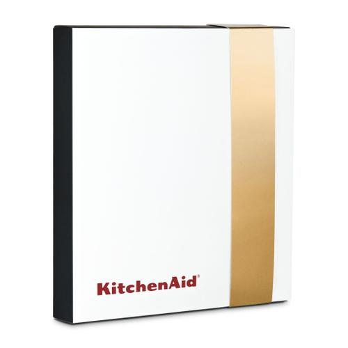 KitchenAid® Commercial-Style Range Handle Medallion Kit - New Gold