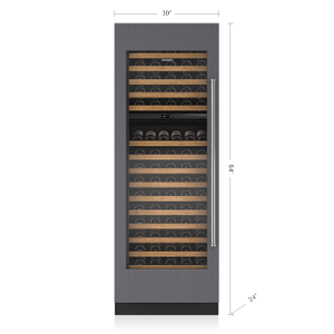 "Subzero30"" Designer Wine Storage - Panel Ready"