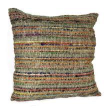 Chindi Thin Striped Pillow