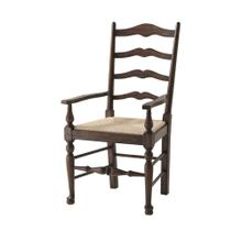 View Product - Victory Oak Ladderback Side Chair