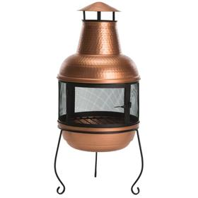 Lima Chiminea - Copper / Black