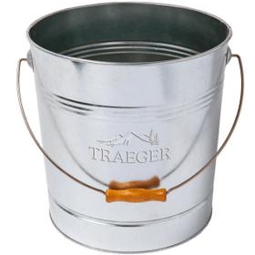 Traeger Wood Pellet Storage - Metal Bucket