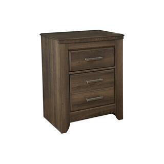 Andrew Two Drawer Night Stand