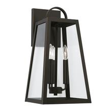 View Product - 3 Light Outdoor Wall Sconce