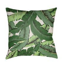 "Banana Leaf SOL-014 18"" x 18"""