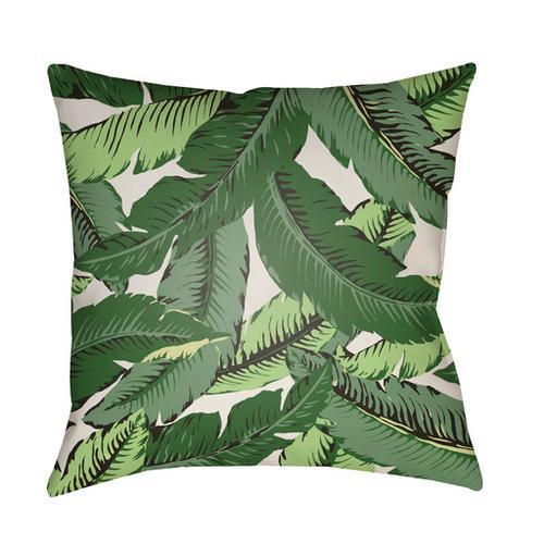 "Banana Leaf SOL-014 20"" x 20"""