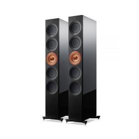 Copper Black Aluminium REFERENCE 5 Floorstanding Speaker Pair