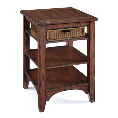 Magnussen Home - Square Accent End Table