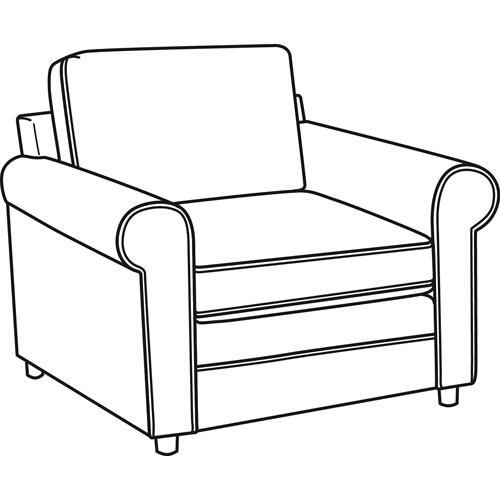 Braxton Culler Inc - Edgeworth Chair