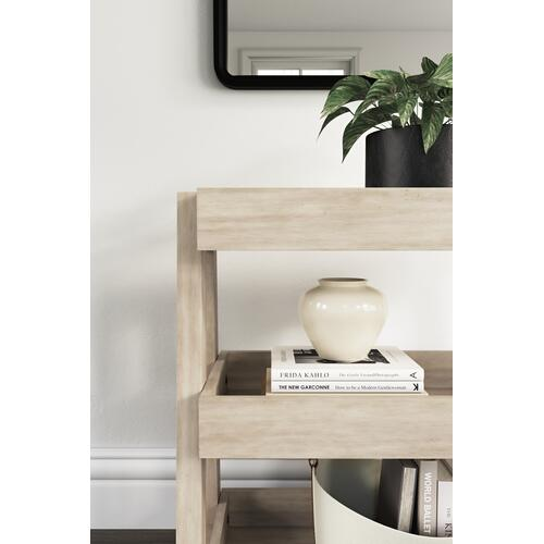 Signature Design By Ashley - Blariden Shelf Accent Table