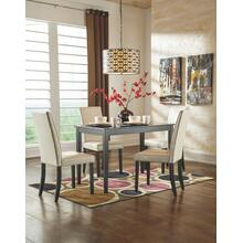 Rectangular Dining Room Table And 4 Chairs