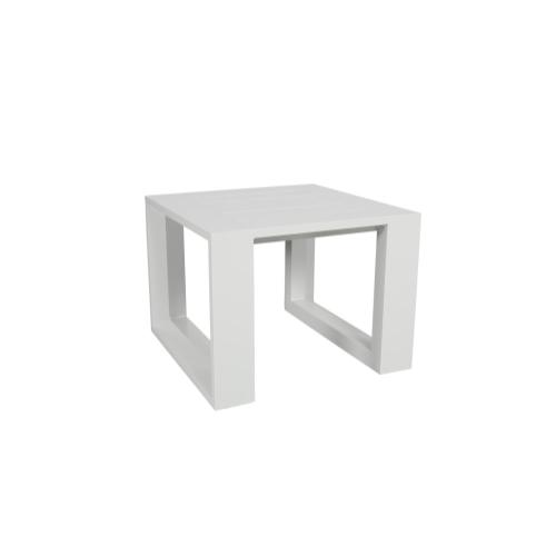 """Belvedere 24"""" Square Side Table"""