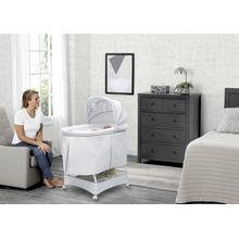 Beautyrest Silent Auto Gliding Lux Bassinet - Inner Circle - Inner Circle (2284)