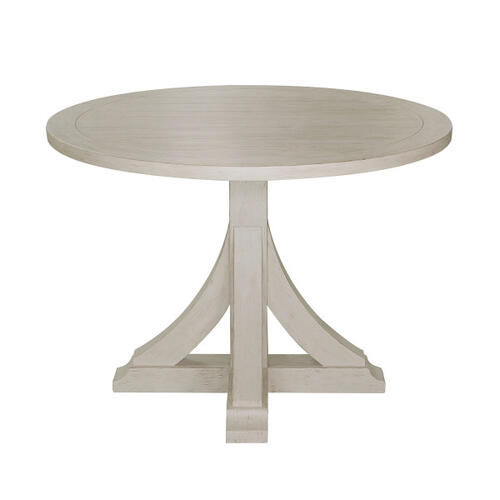 Gray Farmhouse Bistro Table - Top