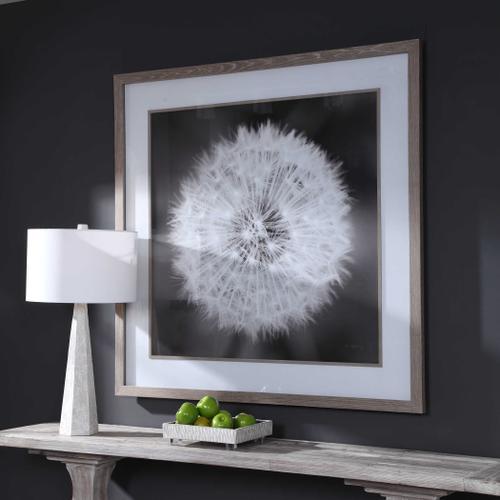 Uttermost - Dandelion Seedhead Framed Print