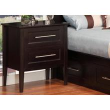 Stockholm 2 Drawer Night Stand