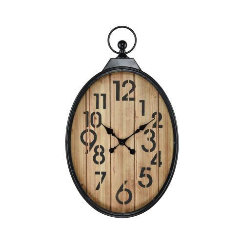Near North Wall Clock