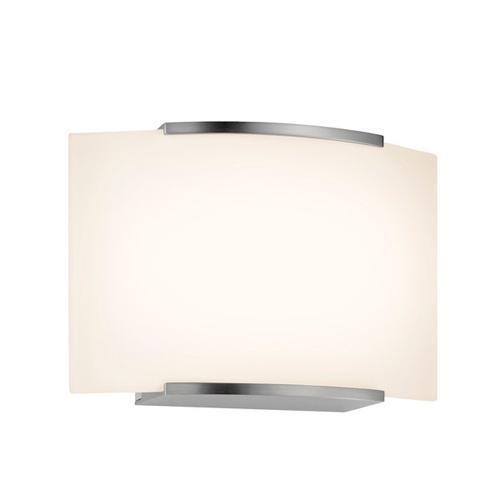 Sonneman - A Way of Light - Wave LED Sconce [Color/Finish=Satin Nickel]