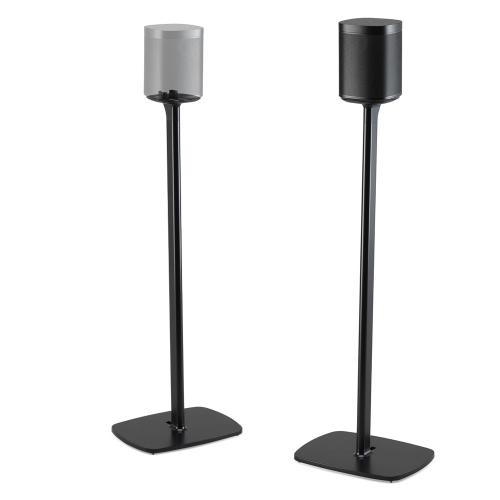 Black- Flexson Floor Stand (Pair)
