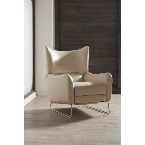 Neeson Chic Recliner Chair - American Leather