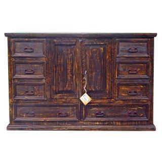 See Details - Med Wax Mansion Dresser