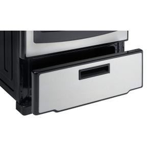 """Danby 24"""" Stainless Steel Free Standing Electric Coil Range"""