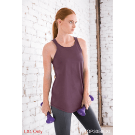 Stronger Than Yesterday Active Tank - L/XL (3 pc. ppk.)