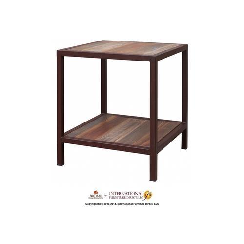 Sofa Table w/2 Shelves