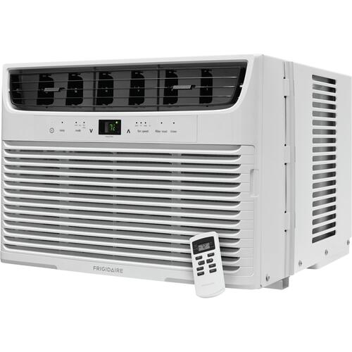Frigidaire - Frigidaire 12,000 BTU Window-Mounted Room Air Conditioner