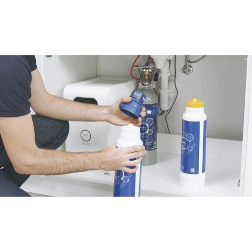 Product Image - Blue Grohe Blue Carbon Filter