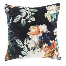 See Details - Floral Velvet Pillow