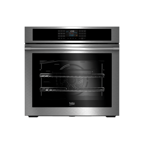 "30"" Stainless Steel Single Wall Oven"