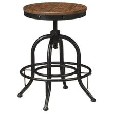 Adjustable Swivel Barstool