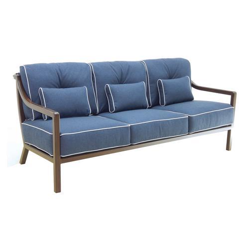 Castelle - Legend Cushioned Sofa