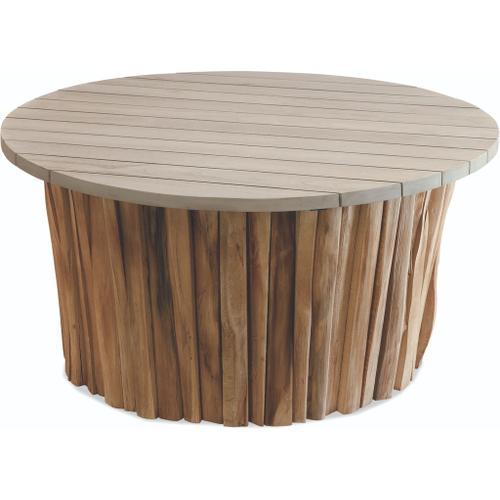 Brunswick Round Cocktail Table