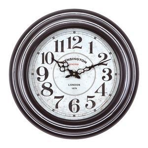 Yosemite Home Decor - Circular Iron Wall Clock