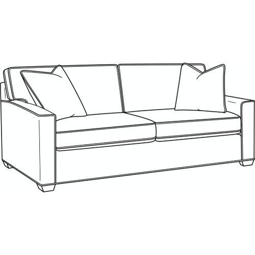 Braxton Culler Inc - Easton Queen Sleeper Sofa