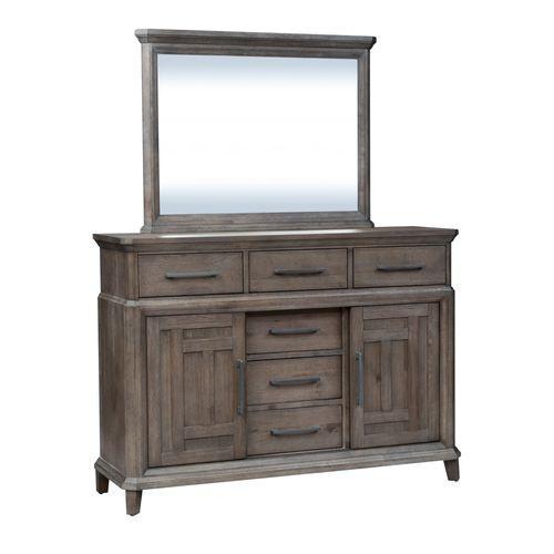 Liberty Furniture Industries - Dresser & Mirror