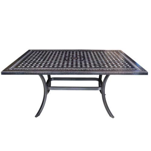 "Pure 60"" x 36"" Rectangular Dining Table"
