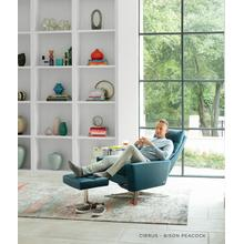 See Details - Cirrus Plush Recliner - American Leather