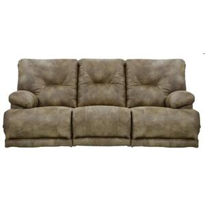 "Power ""Lay Flat"" Recl Sofa w/3x DDT"
