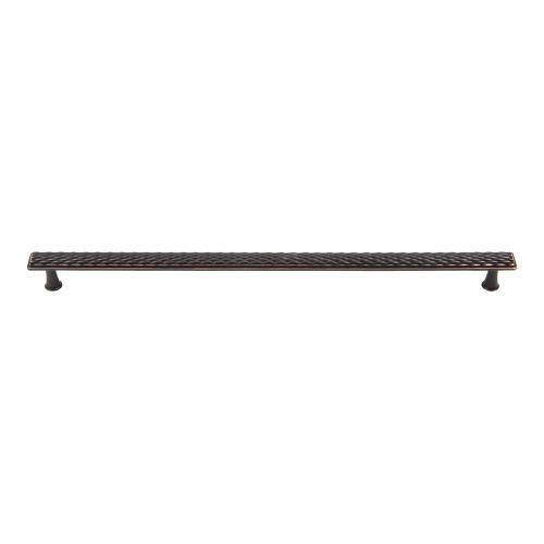 Mandalay Appliance Pull 18 Inch (c-c) - Venetian Bronze